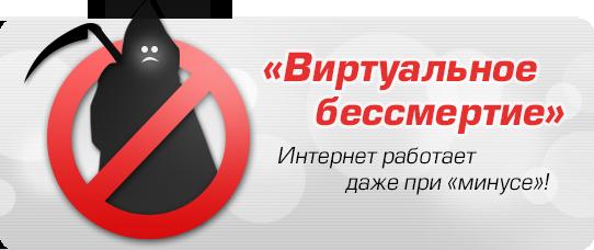 Виртуальное бессмертие! Интернет в Медвежьегорске работает даже при минусе